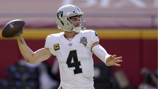 Raider Nation Debate: Was Sunday's 42-30 Win at KC Derek Carr's Biggest Ever as a Raider QB?