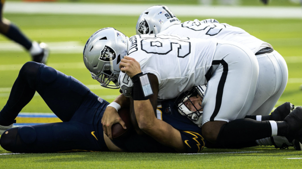 Raider Nation Debate: After the past two games are you more confident in the Raiders defensive front and pass rush?