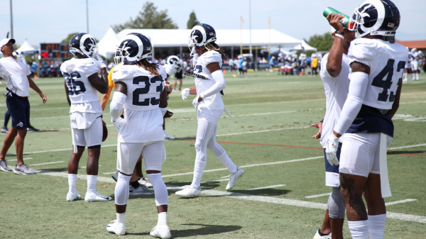 Who should be the Rams Nickel Cornerback in 2020?